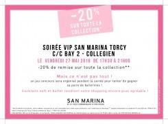 Soirée VIP San Marina