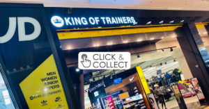 Click and collect JD Sport Bay 2