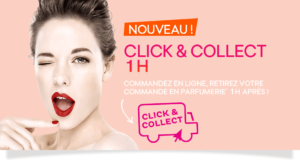 CLICK AND COLLECT NOCIBE BAY 2 TORCY COLLEGIEN